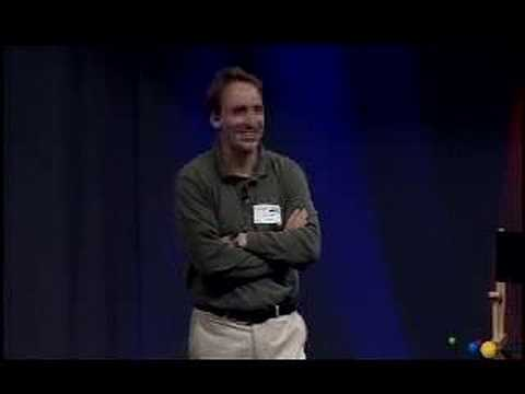 Tech Talk: Linus Torvalds on git
