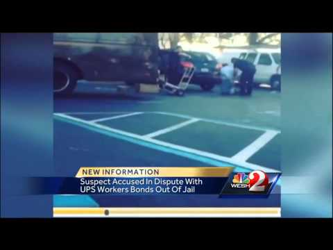 Man accused of pulling gun on UPS driver bonds out of jail
