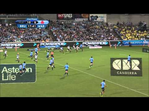 Fox Rugby: The Shortball Rd.5 2014 | Super Rugby Highlights