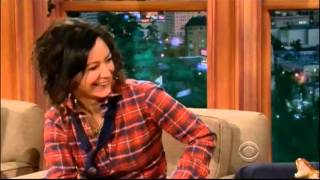 Video: Sara Gilbert - Craig Ferguson (2013)