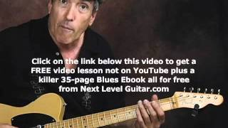 EZ Country Rhythm Electric Guitar With Walking Bass Lines