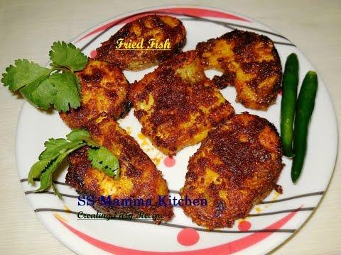 Simple Method to Tasty Fry Fish...