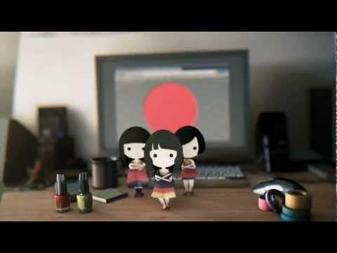 【香水三姬‧桌面熱舞 - Perfume - Desktop Disco】【Yao】