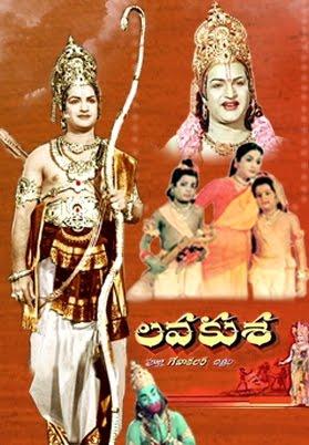 Lava Kusa Full Length Movie (1963) - NT Rama Rao, Shobhan Babu, Kanta Rao, Anjali Devi