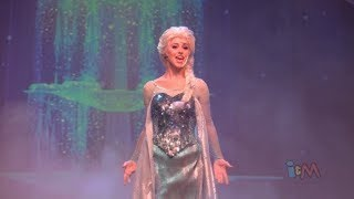 Elsa, Anna, Kristoff Perform Let It Go In Frozen Sing