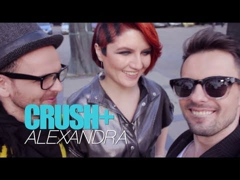 Crush + Alexandra Ungureanu - I Need U More (Official Video)