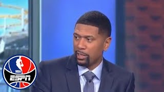Jalen Rose says LeBron James should shun the Lakers and stay in the East | NBA Countdown | ESPN