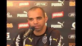 Depois de confirmado o novo técnico da Seleção Brasileira, Diego Tardelli do Atlético e Lucas Silva do Cruzeiro apoiaram a decisão da CBF. Mais esperançosos, eles ainda vislumbram uma oportunidade na Seleção Brasileira.