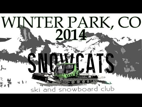 Ohio University Snowcats at Winter Park, CO 2014