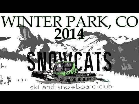 Ohio University Snowcats at Winter Park, CO 2014