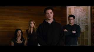"THE TWILIGHT SAGA: BREAKING DAWN PART 2 Clip ""Who's With"