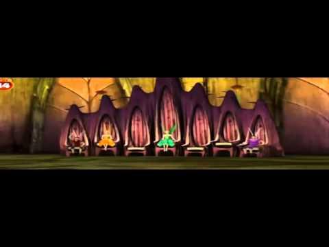Công chúa barbie  II Cánh đồng thần tiên  Phim hoạt hình 3D
