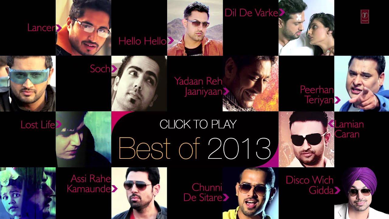 Top Punjabi Songs 2013 December