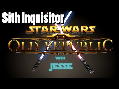 Beta: Sith Inquisitor lvl 1 - 5 playthrough w/ commentary