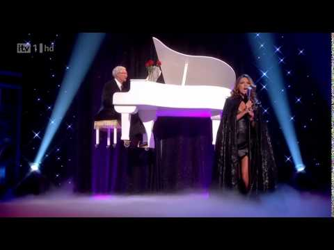 #370- Nadine Coyle & flying piano Presented by : www.artvisionproduction.com & www.catsagency.com