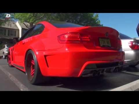 Insane Vorsteiner Wide Body GTRS3 BMW M3!