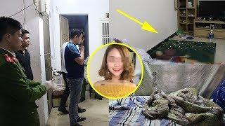 Cận cảnh hiện trường vụ án mạng của cô gái 9X bị ca sĩ Châu Việt Cường nhét 30 nhánh tỏi vào miệng