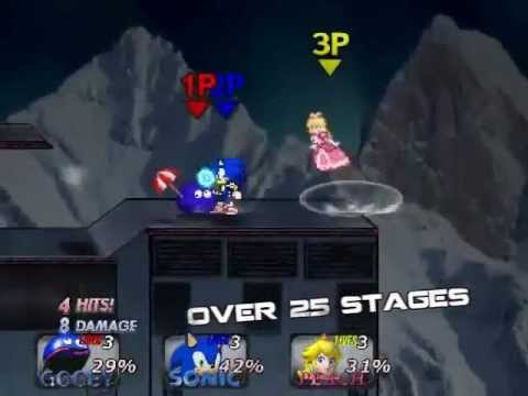 descargar super smash bros crusade v0.9
