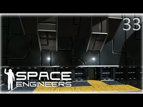 Space Engineers Co-op Survival - 33 - Walk-in Closet