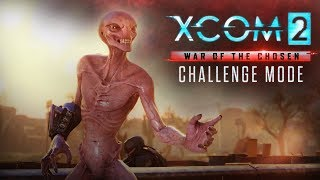 XCOM 2 - War of the Chosen: Challenge Mód