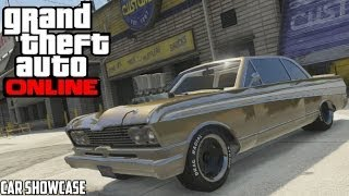 GTA V: Vapid Blade (Muscle) Car Showcase