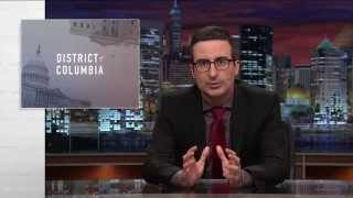 John Oliver: Washington DC is Fucked