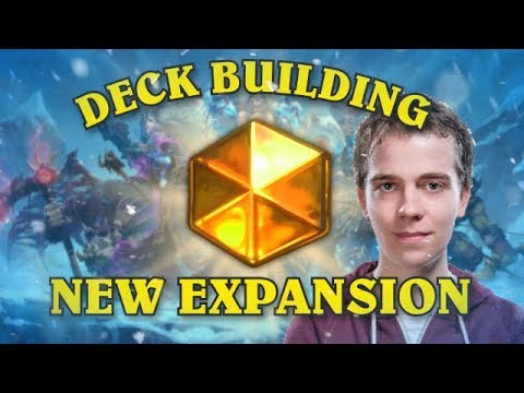 Make a Legend Deck with the New Expansion