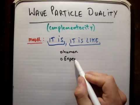 Wave particle duality -4Z7ylfrx4xU