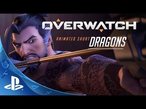 Overwatch -  Dragons Animated Short   PS4