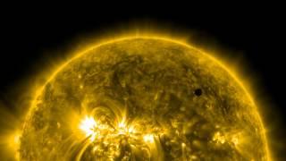 NASA SDO's Ultra-high Definition View Of 2012 Venus