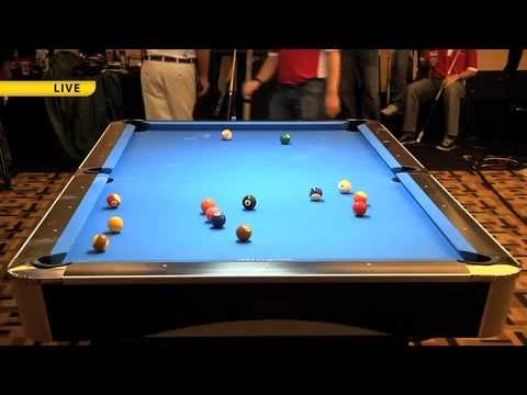 Tim Gosnell (Manila) vs Mike Henry (Singapore)