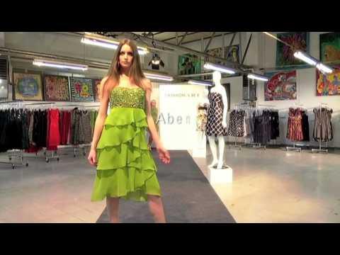 Beispiel: Imagefilm, Video: Fashionart Berlin.