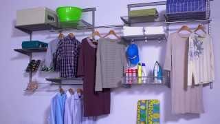 Комплект гардеробной системы ARISTO