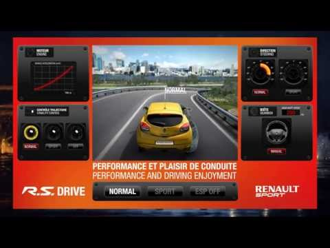 Interactive video of the new Renault Megane