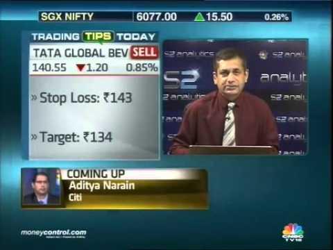 Sell Tata Global Beverage: Sudarshan Sukhani