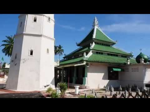 Heritage Mosque in Malacca