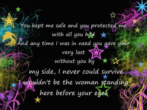 Lyrics to why by mary blige