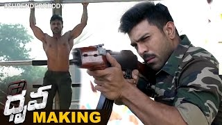 Dhruva Movie Making || Ram Charan || Rakul Preet || Arvind Swamy