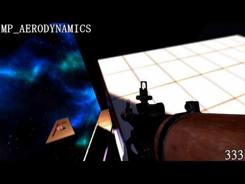 CoD4 - mp_aerodynamics Walkthrough (Hard) (PC)