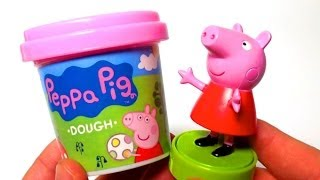 Cooking | Peppa Pig Play Doh playdough plastilina by lababymusica | Peppa Pig Play Doh playdough plastilina by lababymusica