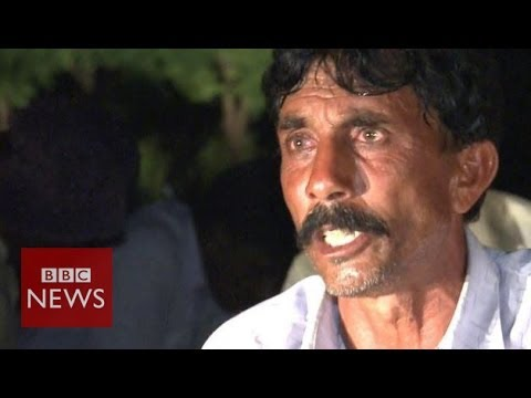 Pakistan stoning: 'Police silently watched' BBC News