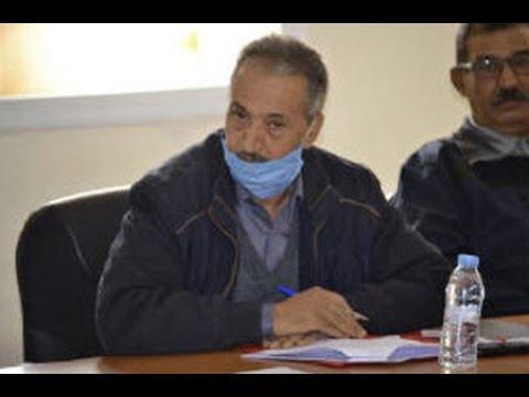 عضو مجلس جماعي يطالب بعدم تغطية طاقم جريدة صباح الشرق لوقائع الجلسة