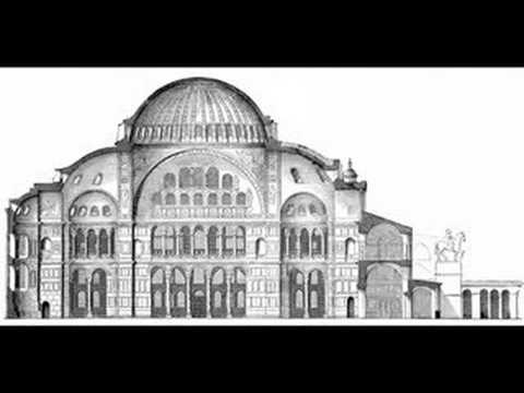 The sound of Hagia Sofia  CONSTANTINOPLE  (Istanbul)
