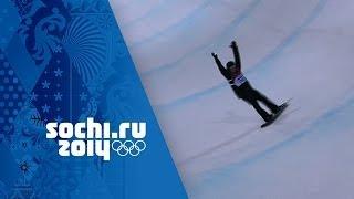 Men's Snowboard Halfpipe - Podladtchikov Wins Gold | Sochi 2014 Winter Olympics