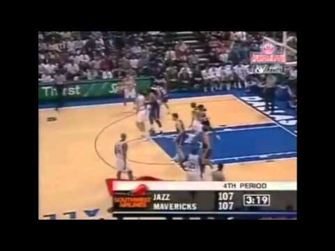 Jason Kidd vs. Jazz (1996)