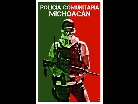 Civil War in Mexico (2014 Mexican drug war lecture)