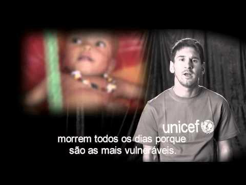 Lionel Messi: Elas não têm que morrer....
