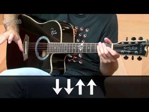 Apenas Mais Uma de Amor - Lulu Santos (aula de violão completa)
