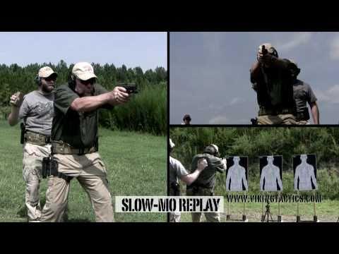 Viking Tactics Triple Threat Pistol Drill