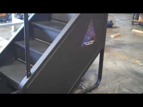 how to Buy used Stairmaster stepmill 7000PT Remanufactured